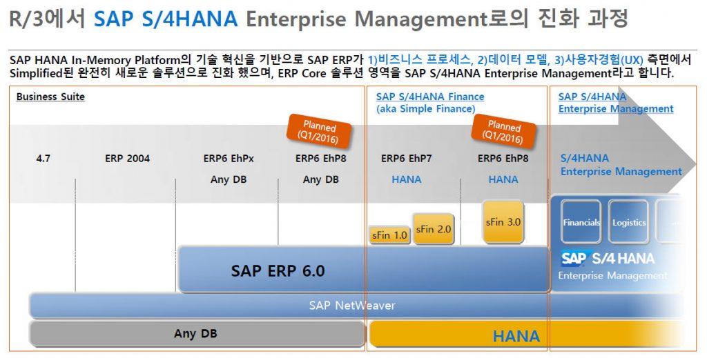 SAP ERP 6.0 Ehp7 on HANA 설치