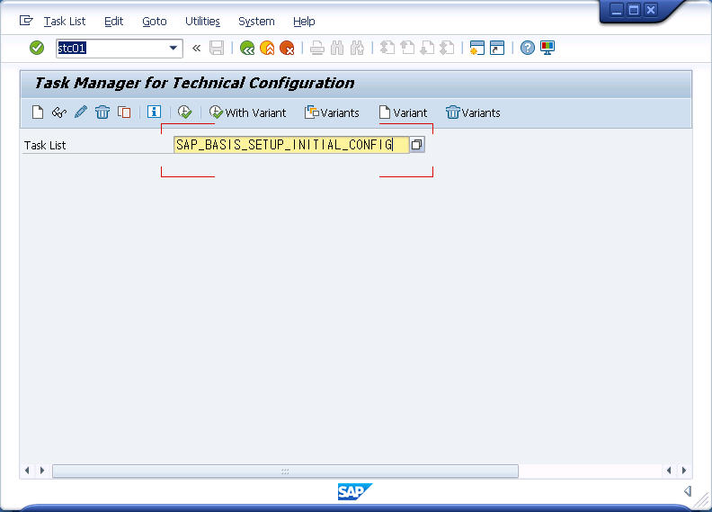 Post Installation of SAP S/4 HANA 1610